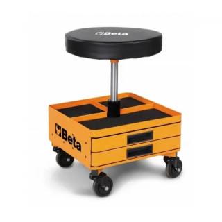 Работен стол на колела, с чекмеджета, 2251-O, Beta Tools