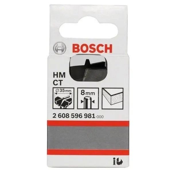 Tвърдосплавно свредло за шарнирна панта Bosch 35.0 mm