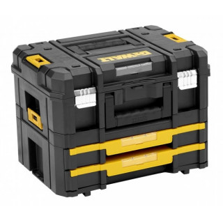 Комплект  куфар с 2 чекмеджета DEWALT DWST1-70702 / T STAK IV /