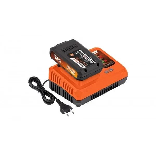 Акумулаторен храсторез POWER PLUS POWDPG75320 / 20V, 2.0Ah