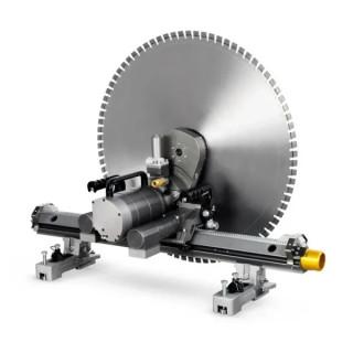Глава за стенорезна машина ф 1200 мм Tyrolit WSE1217P