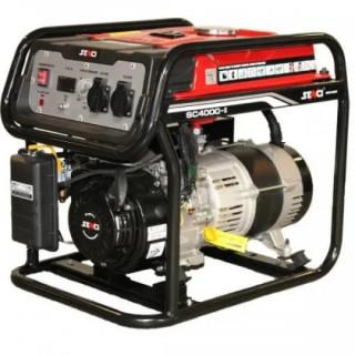 Бензинов генератор за ток SENCI SC-4000