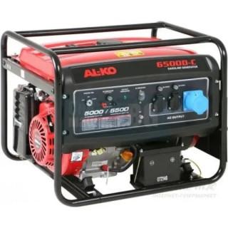 Генератор AL-KO 6500-C