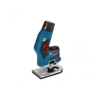 Акумулаторна фреза за кантове Bosch GKF 12V-8 2 x 3,0Ah L-Boxx