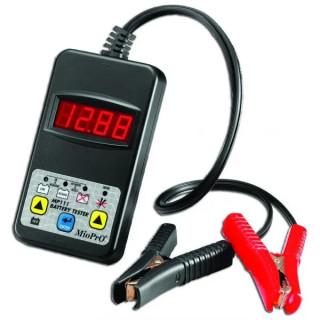 6 и 12V акумулаторен тестер