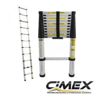 Телескопична стълба Cimex TELELADDER2.6