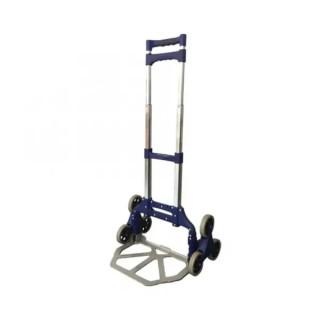Триколесна транспортна количка 50 AL с алуминиева телескопична рамка.
