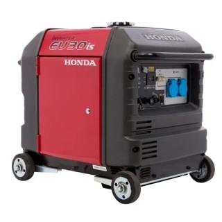 Бензинов генератор Honda EU30is 4 к.с.