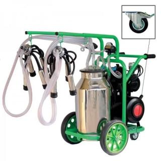 Доилен агрегат Gardenia 40 литра - 180 л/мин