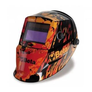 LCD маска за MIG/MAG, TIG и плазмено заваряване с автоматично затъмняване, Beta Tools