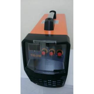 Аргонов апарат TIG250 с допълнителна функция електрожен, TIG TAG