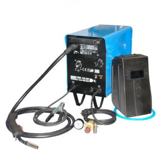 Газов заваръчен апарат GÜDE MIG155 / 5.7 kVA , 16 A