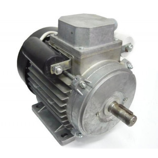 Електродвигател асинхронен монофазен с лапи MMotors, 750 W, 1420 об./мин, 220 V