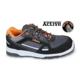 Водоотблъскващи работни обувки от велур и микрофибър 7315AN 40 размер, Beta Tools