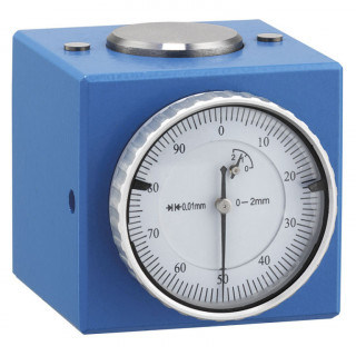 Часовник Fervi индикаторен с циферблат ф 50 мм, 0-8 мм