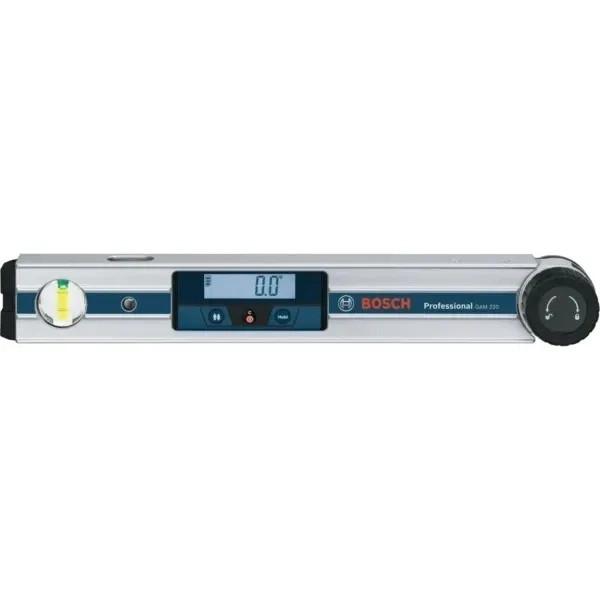 Дигитален ъгломер Bosch GAM 220 MF Professional