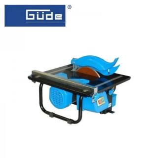 Машина за рязане на плочки GÜDE GF180 / 0.60 kW , 180 mm