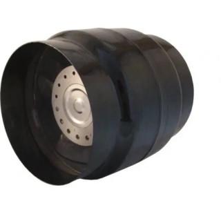 Вентилатор за въздуховод MMotors, ф120 мм, 150 м3/h, BOK 120/100 с клапа