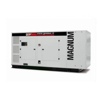 Дизелов трифазен генератор Genmac Magnum G500SS Generator 550 KVA