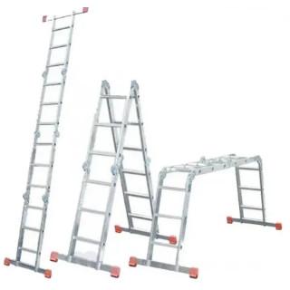 Сгъваема многофункционална стълба KRAUSE MONTO 4x3