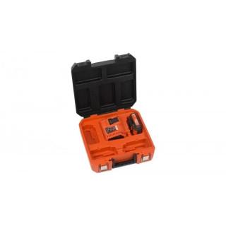 Комплект зарядно и Li-Ion батерия POWER PLUS POWDP9066 / куфар