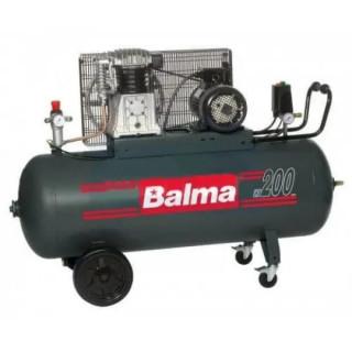 Електрически бутален компресор Balma NS 19S/200 /3 kW, 200 l, 10 bar/