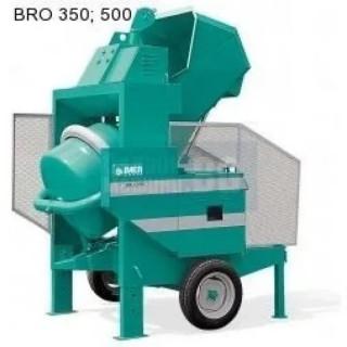 Електрически двигател 380 V 2,9 KW за хидравлична бетонобъркачк