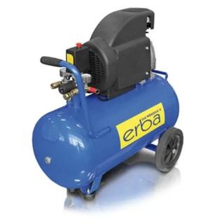 Бутален компресор Erba 1.5 kW, 50 л., 8 bar