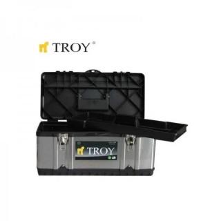 Куфар за инструменти TROY 91023 / 58 x 28 х 26 см