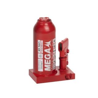 Хидравличен крик 10.0т /бутилка/ -Mega