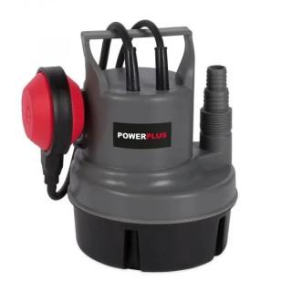 Потопяема помпа с поплавък POWER PLUS POWEW67902 / 250 W