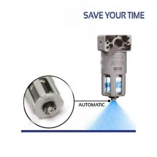 Автоматичен кондензоотделител регулатор Gav /1″, с редуцир вентил и манометър/