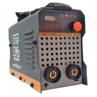 Инверторен електрожен ММА 210 Pro.R TIG TAG