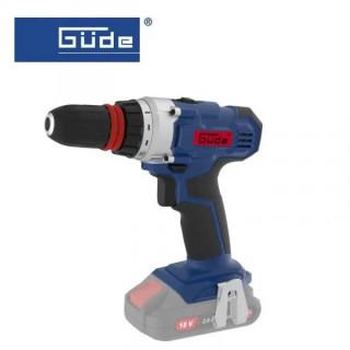 GÜDE BS 18-0 II Акумулаторен винтоверт без батерии и зарядно устройство 18 V 30 Nm
