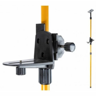 Телескопична стойка (3,2m) за линейни нивелири, LP-32