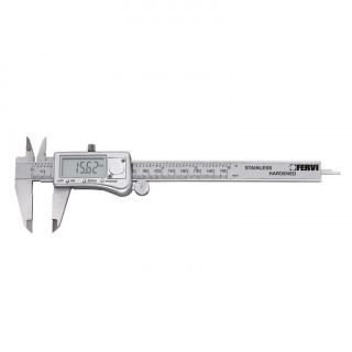 Шублер Fervi дигитален двустранен 0-150 мм, 0.01 мм/м, C033/150