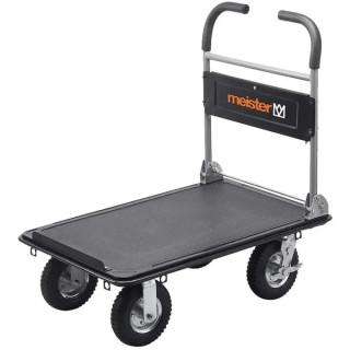 Платформена количка  K3M 300 кг с рязана дръжка