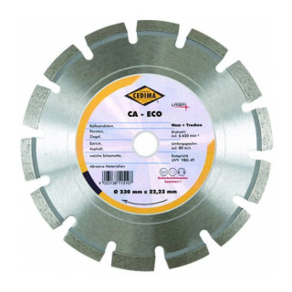 Диамантен диск за асфалт ф450мм Cedima CA Eco