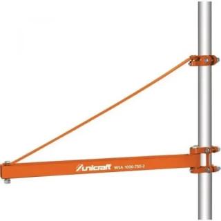 Подвижна стойка за лебедка WSA 1000-750-2 UNICRAFT