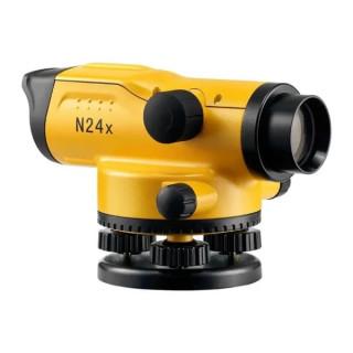 Оптичен нивелир, 24x, 2,0mm/1km, IPX6