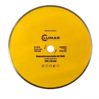 Диамантен диск за строителни материали LUMAG DS350G / 350 мм