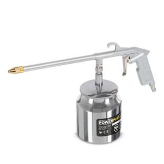 Пневматичен пистолет за миене POWER PLUS POWAIR0114 / 850мл