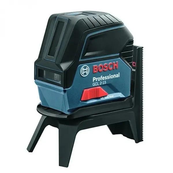 Линеен лазерен нивелир Bosch GCL 2 - 15м