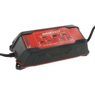 Дигитално зарядно за батерии (220-240V - 3 AMP)