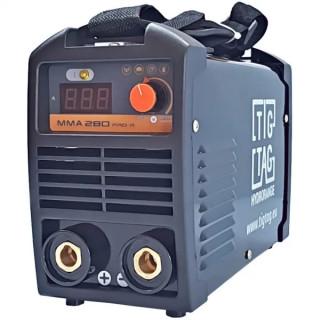 Инверторен електрожен ММА 280 Pro.R, TIG TAG