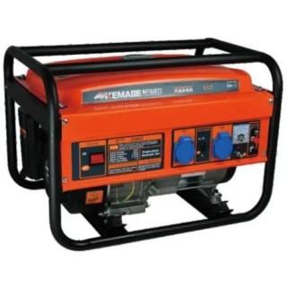 Бензинов генератор NRock KM190F /5.5 kW/