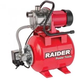 Хидрофор Raider RD-WP1200J