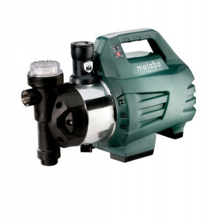 Хидрофорна помпа с електронен пресостат Metabo HWAI 4500 INOX