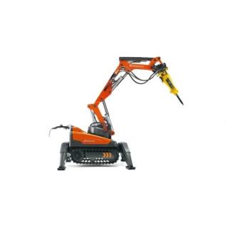 Робот за къртене и пробиване многофункционален, Husqvarna Construction DXR 270,  19 kW, 4.8 м