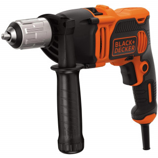 Ударна електрическа бормашина Black & Decker BEH850 / 850 W, 0-3200 rpm, 0-54 400 /